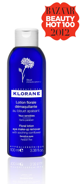 Our award winning Klorane Gentle Eye Make Up Remover with