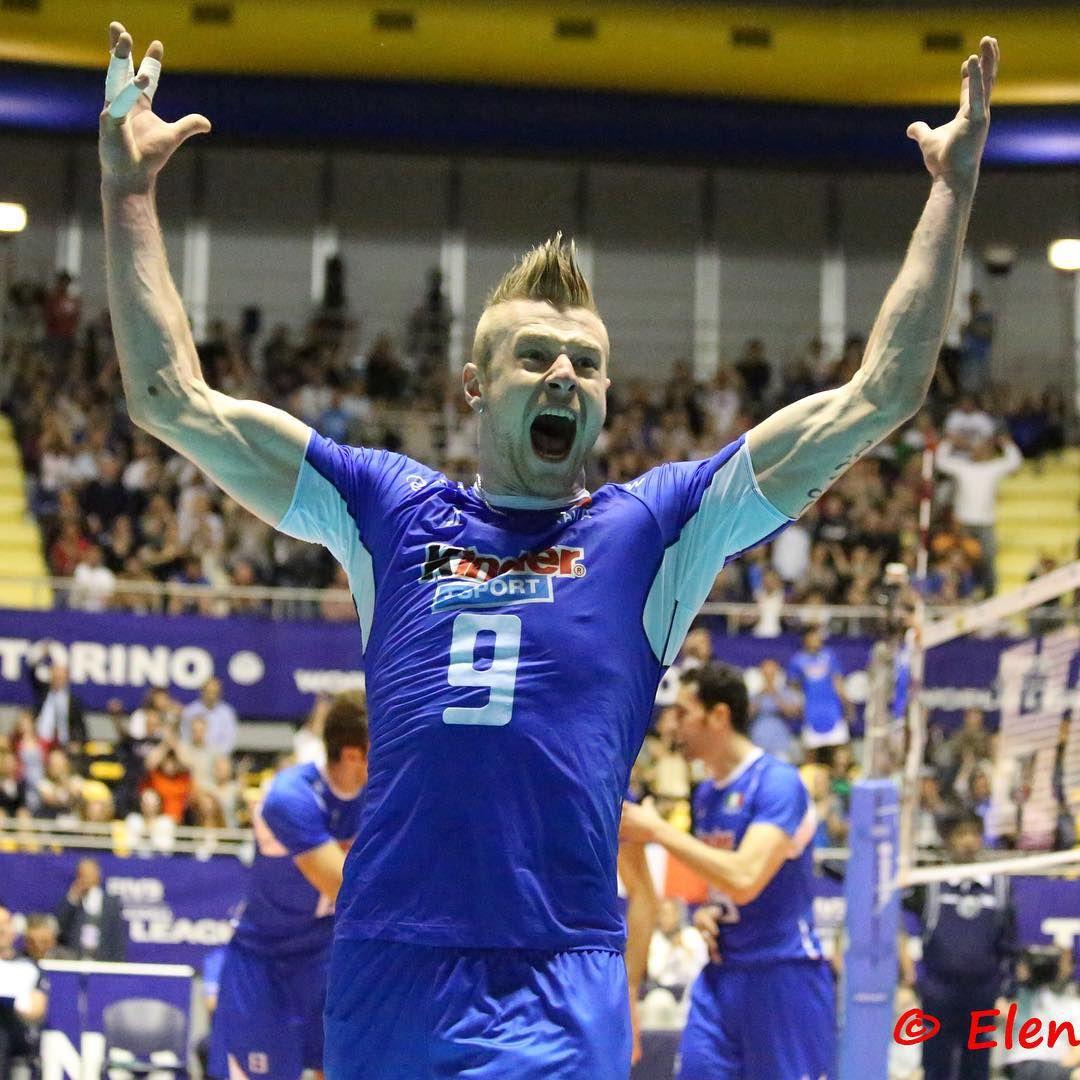 Ivan Zaytsev Zaytsev Official Su Instagram Volleyball Players Volley Volleyball