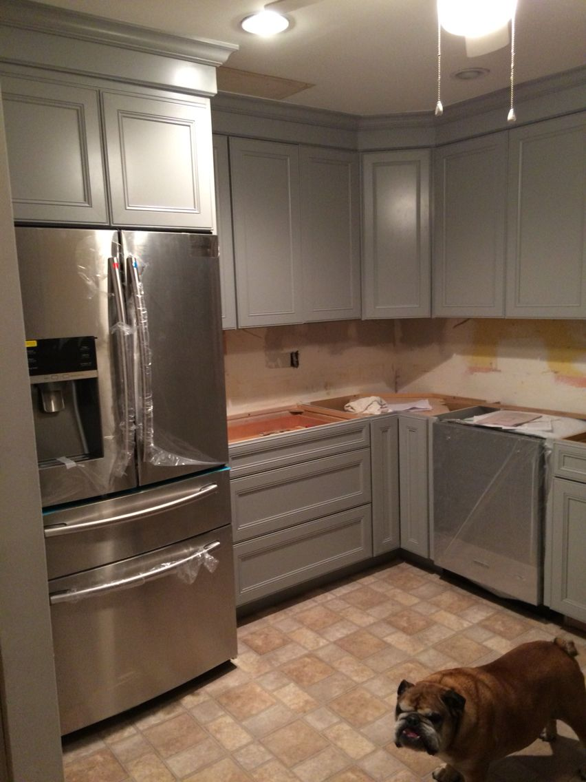 Charmant Love My Gray Maple Wayside Cabinets