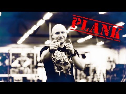Jak poprawnie wykonać Plank - Zdrowy kręgosłup i silne mięśnie brzucha - Athletic Development - YouTube