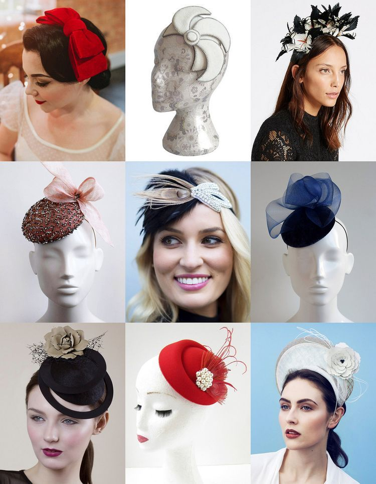 34 Modern Wedding Guest Hats and Fascinators  SaturdayShareLinkUp ... 81ee512a58b6