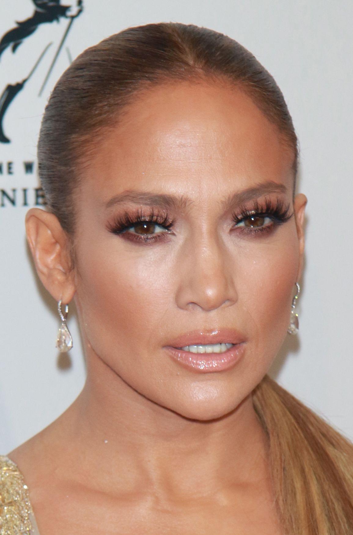 Jennifer Lopez 2018 Time 100 Gala In New York City Ny April 24