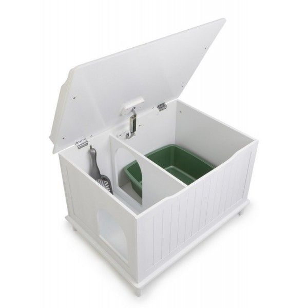 Decorative Litter Box Covers Designer Catbox Litter Box Enclosure  I Will Make These One Day