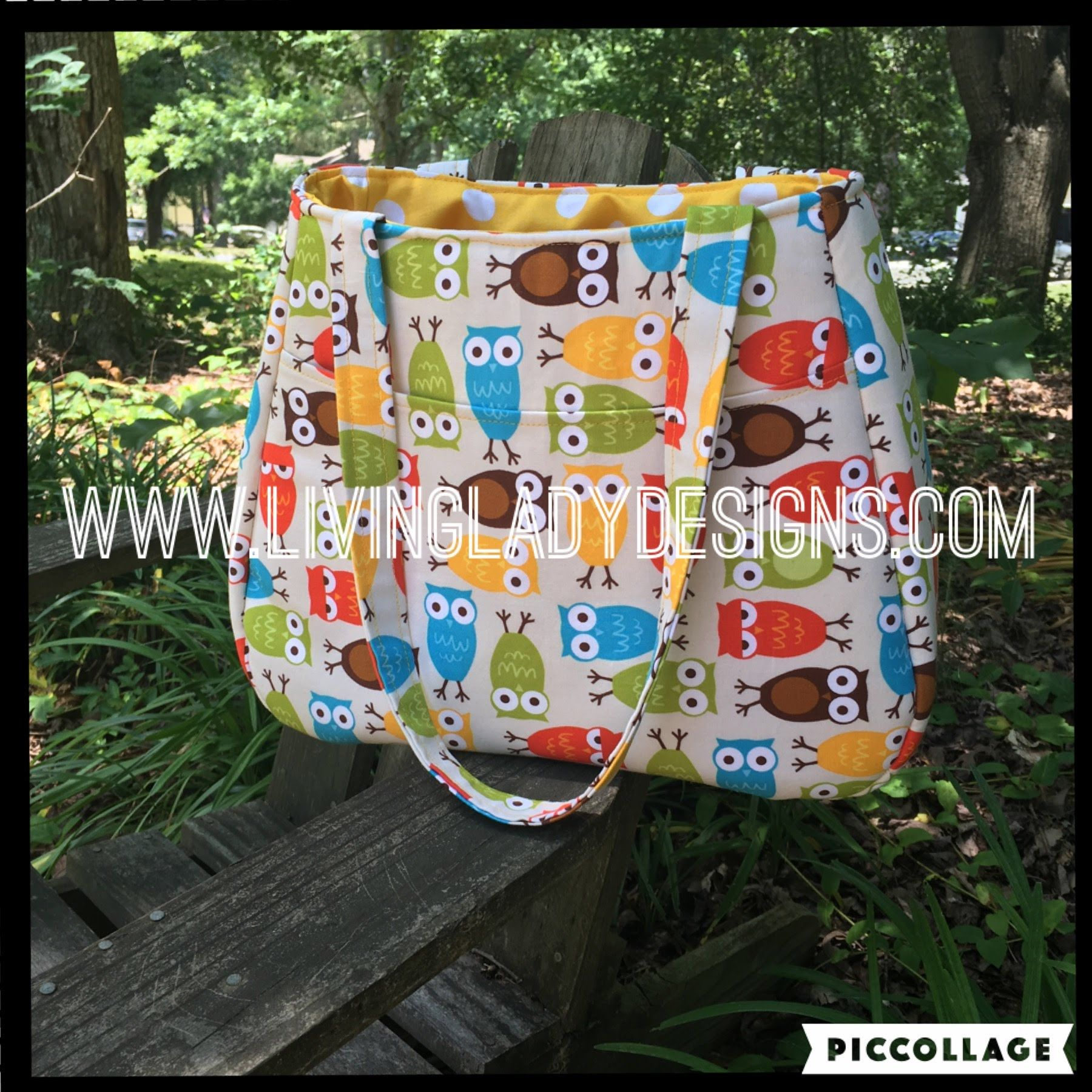 Full video tutorial on the Ethel Tote Bag from www.swoonpatterns.com. Please…