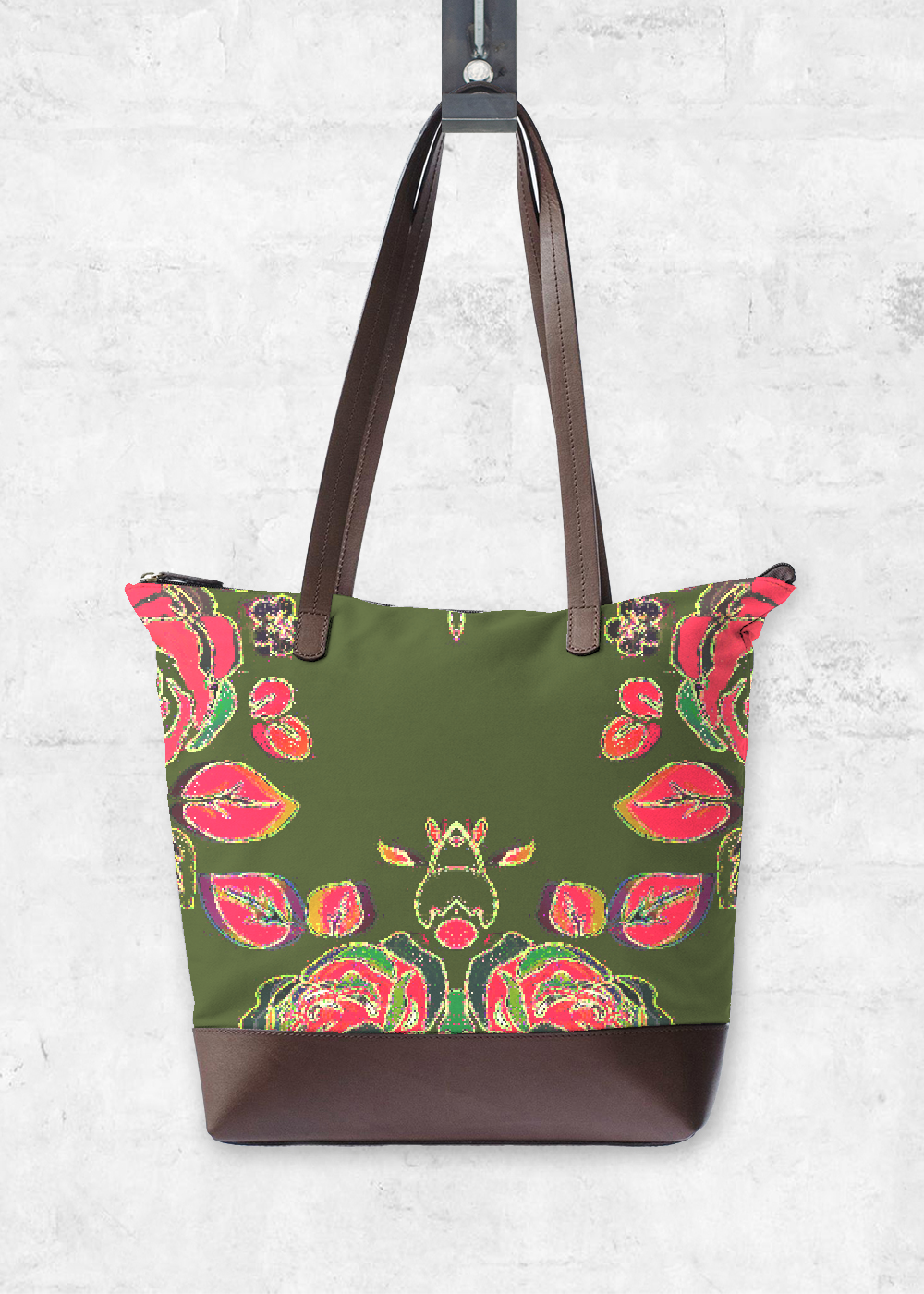 VIDA Statement Bag - Colours of Kaleido 38 by VIDA TwtTGL9zGp