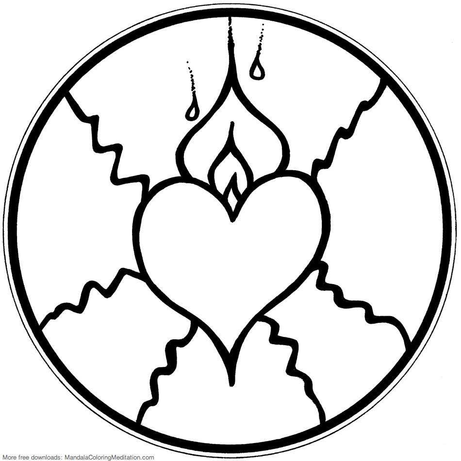 Heart Coloring Pages Holiday Coloring Pages Pinterest Coloring