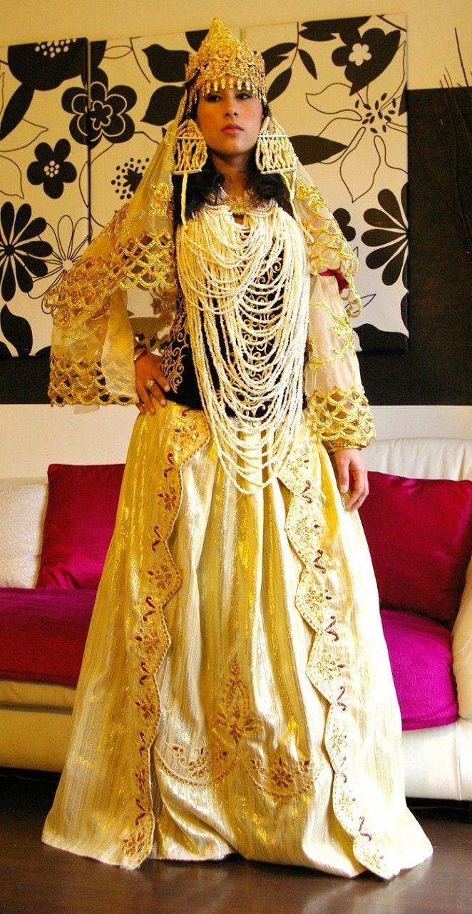 algerian wedding dress   Wedding