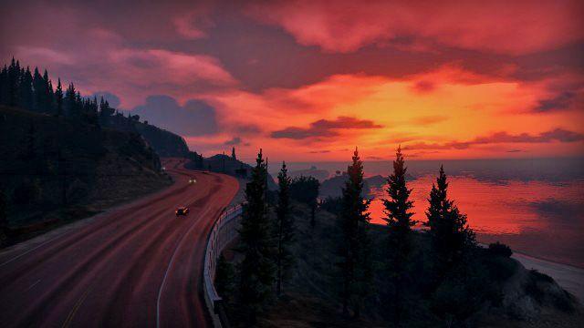Grand Theft Auto V Photographer |