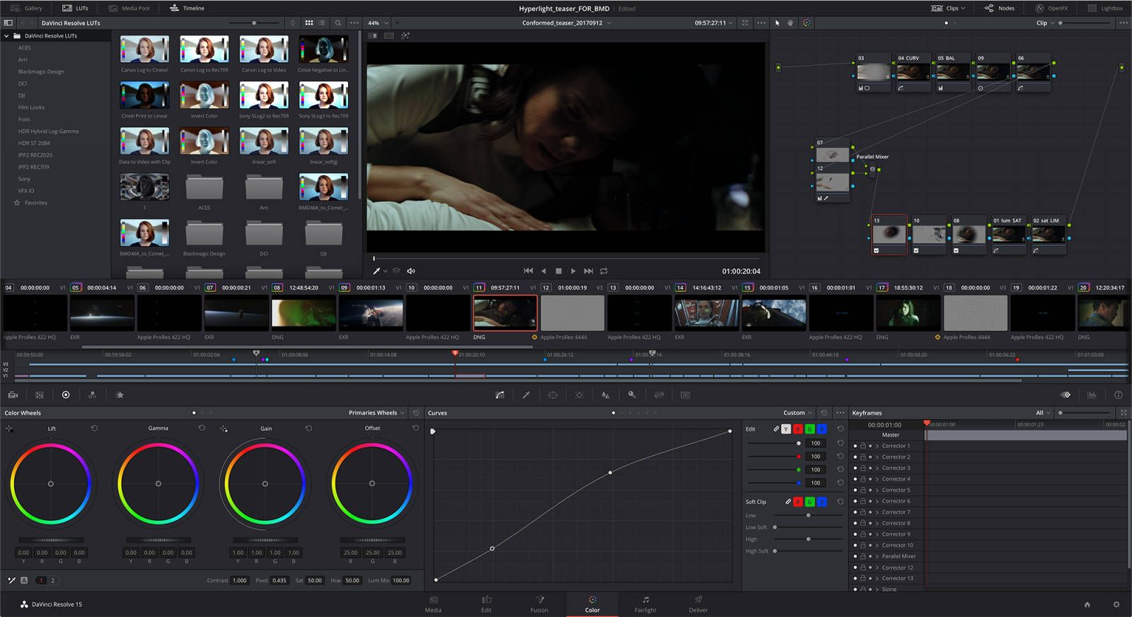 New Davinci Resolve 15 Has Over 300 Improvements Fusion Included Now An All In One Editing Suite Video Editing Software Editing Suite Video Editing