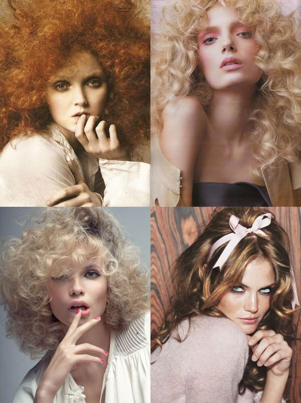 Absolutely Ladylike Crazy Curly Hair Curly Hair Styles Hair Designs