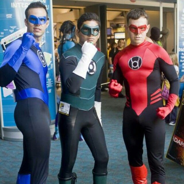 Super Heroes,  don't you love them?