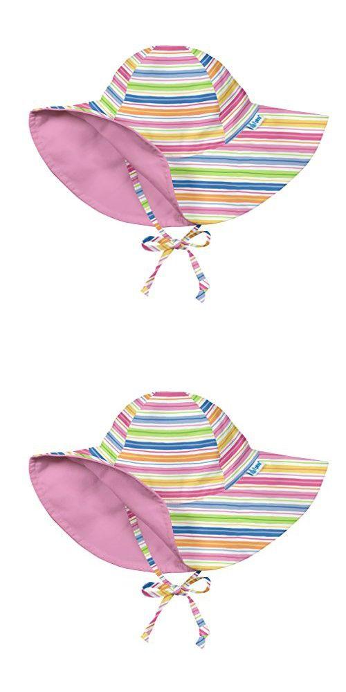 I play. Girls  Reversible Brim Sun Protection Hat c6527c765448
