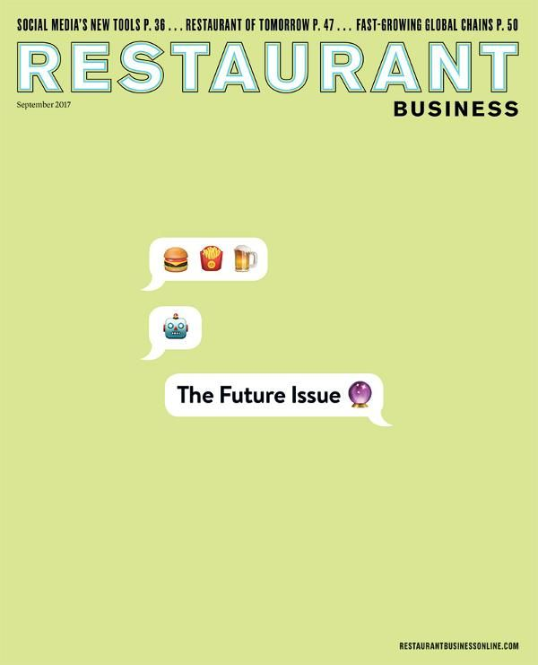 Restaurant Business Magazine September 2017 Issue Food Pinterest - Restaurant Inventory Spreadsheet Template