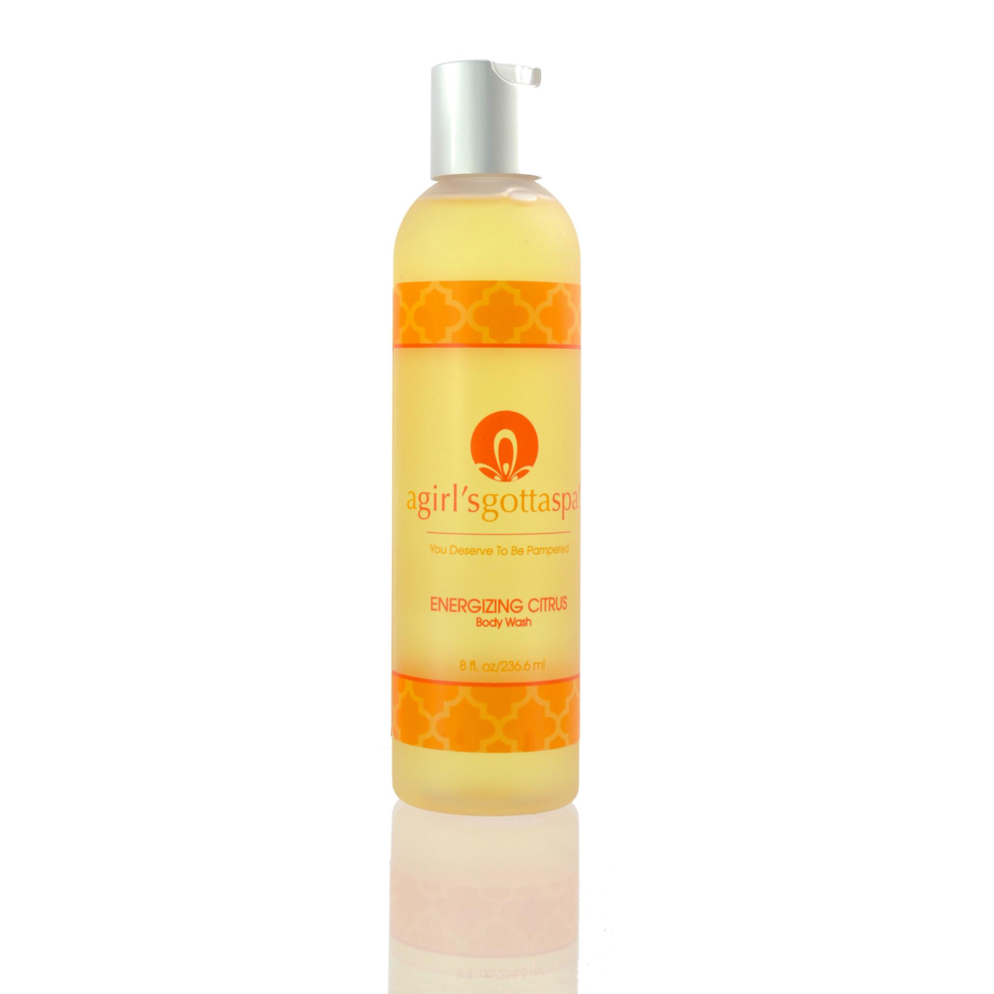 Energizing Citrus Body Wash