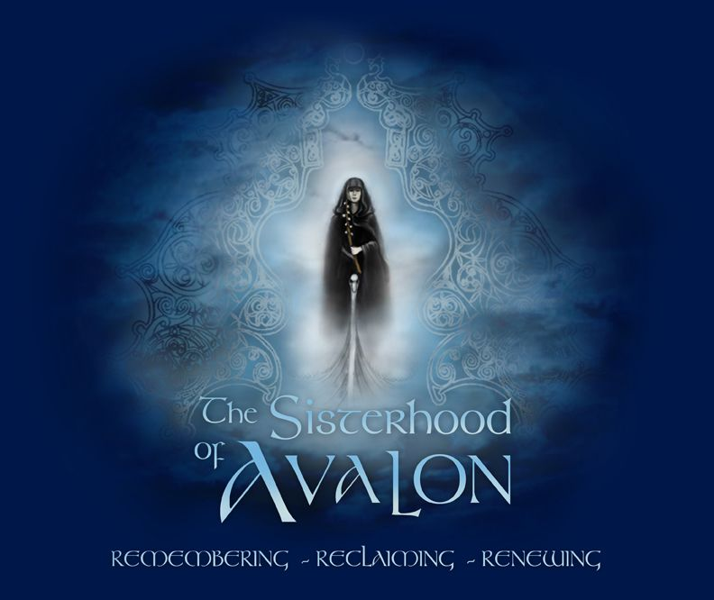 THE SISTERHOOD OF AVALON is an organisation founded & run by Jhenah Telyndru. It opens for new members only twice a year at Beltane, and Samhain. Visit the Website: http://www.sisterhoodofavalon.org/