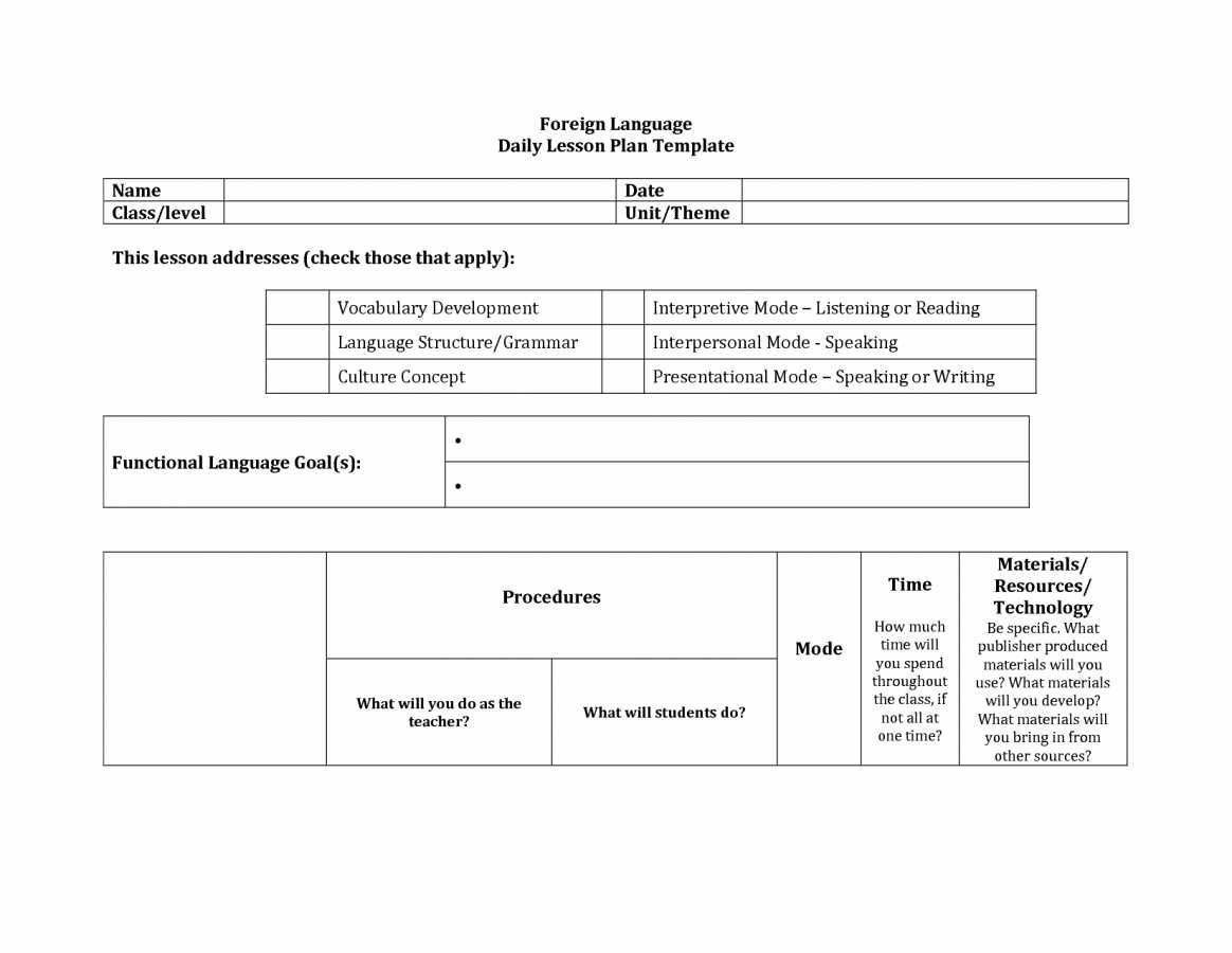 Marzano Lesson Plan Template Inspirational Unusual Lesson Plan Template Marzano Mar Lesson Plan Templates Weekly Lesson Plan Template Lesson Plan Template Free