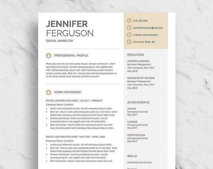 Buy resume 7/8