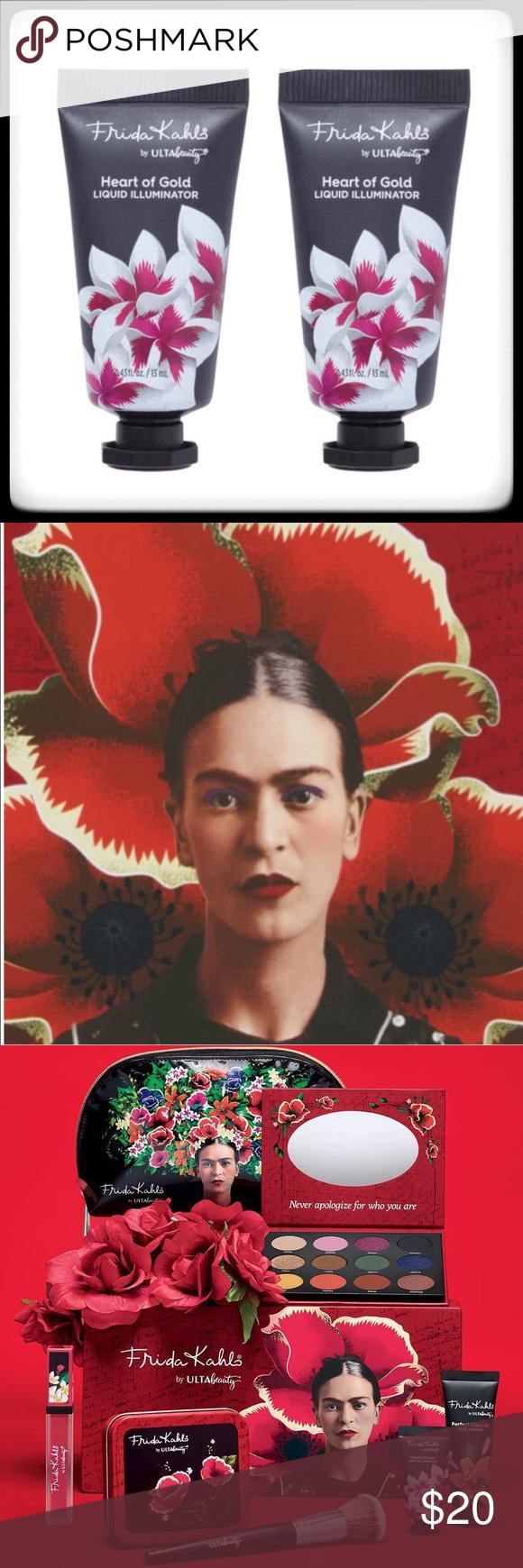 NEW Frida Kahlo by Ulta Beauty Liquid Illuminator Ulta