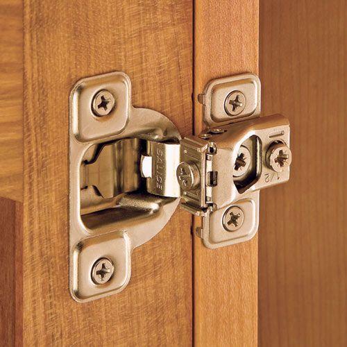 Kitchen Cabinet Hinge Hardware: Salice 106® Zero-Protrusion Compact Hinge With Snap Close