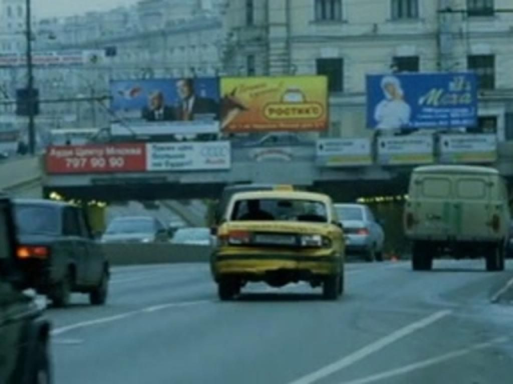 The ten best movie car chase scenes 8 the bourne supremacy