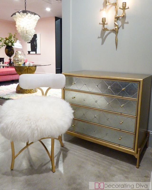 Fashion Designer Cynthia Rowley Furniture And Decor Collection For The Decorating Diva