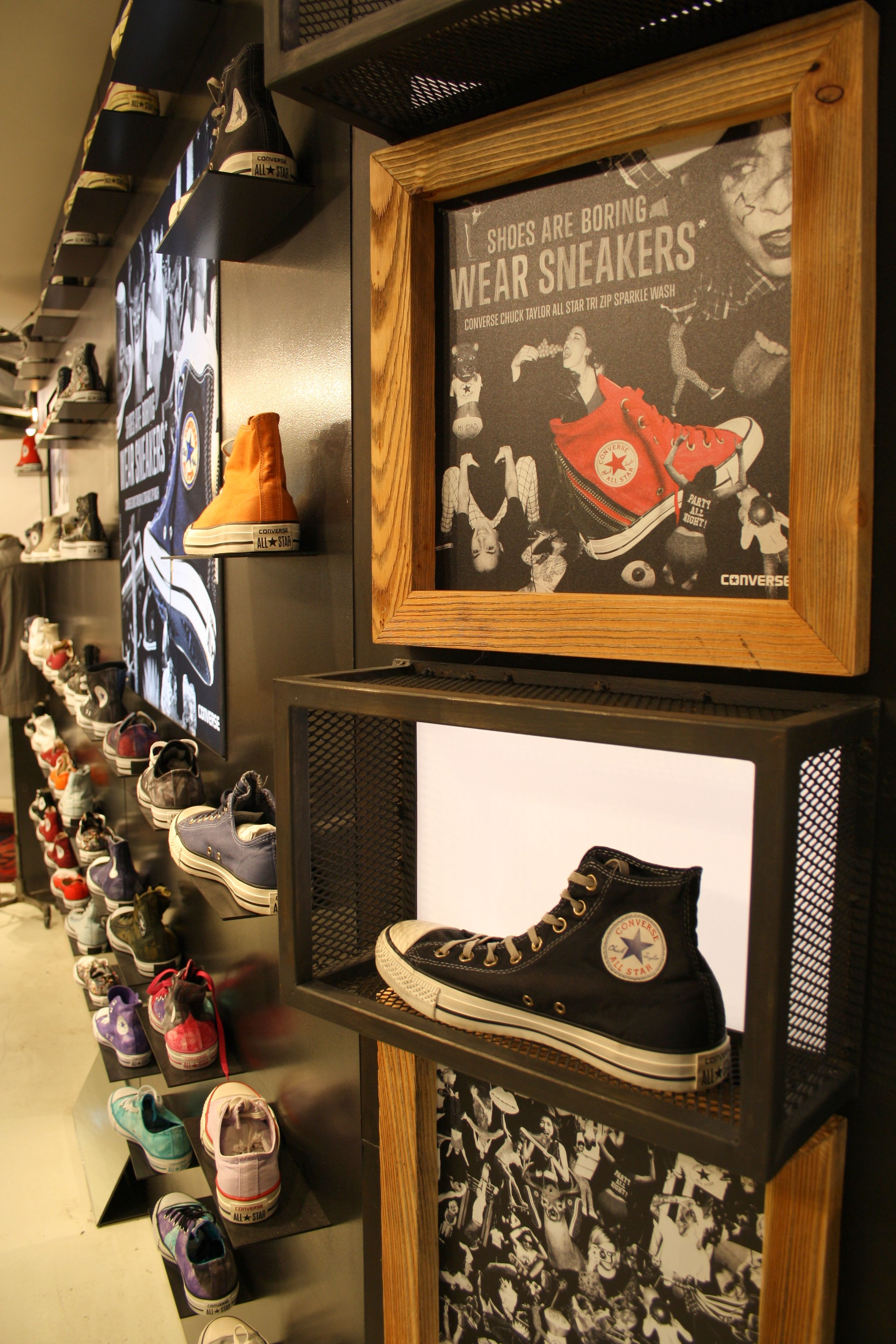 converse magasin grenoble