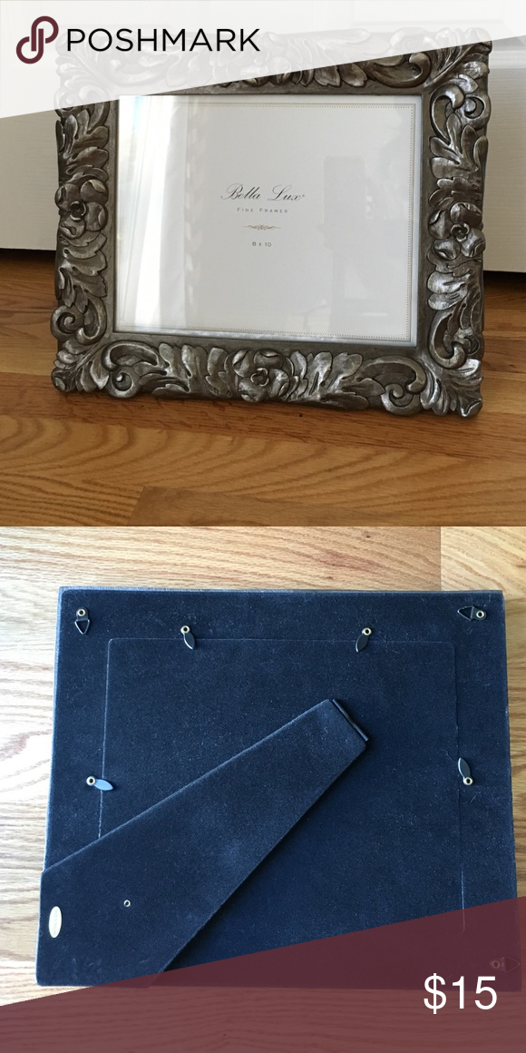 Bella Lux 8x10 picture frame