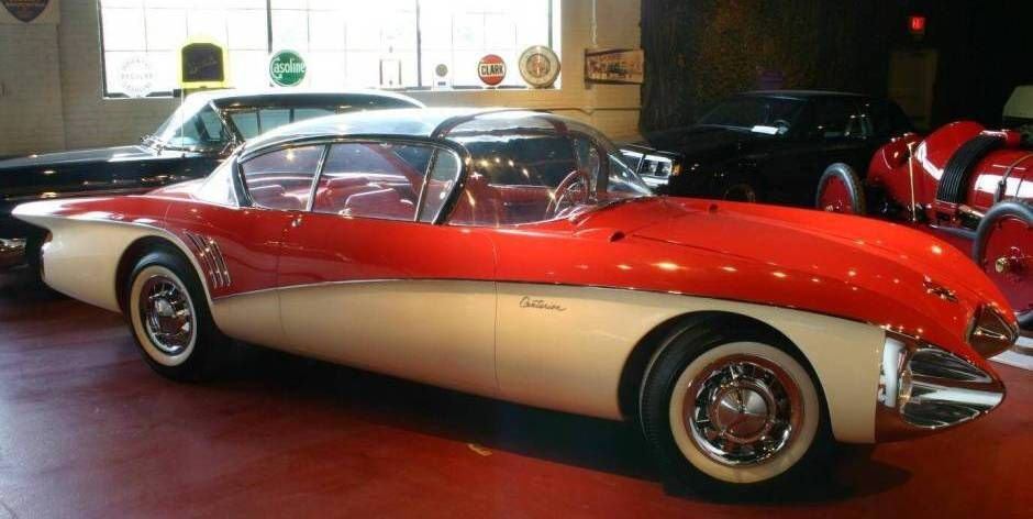 1956 Buick Centurion Concept Automotive History By Gregory Thomas