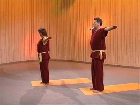 Die Funf Tibeter Und Der Sonnengruss Fur Anfanger Und