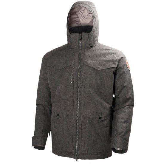 HELLY HANSEN Chill Parka férfi kabát Geotrek világjárók boltja