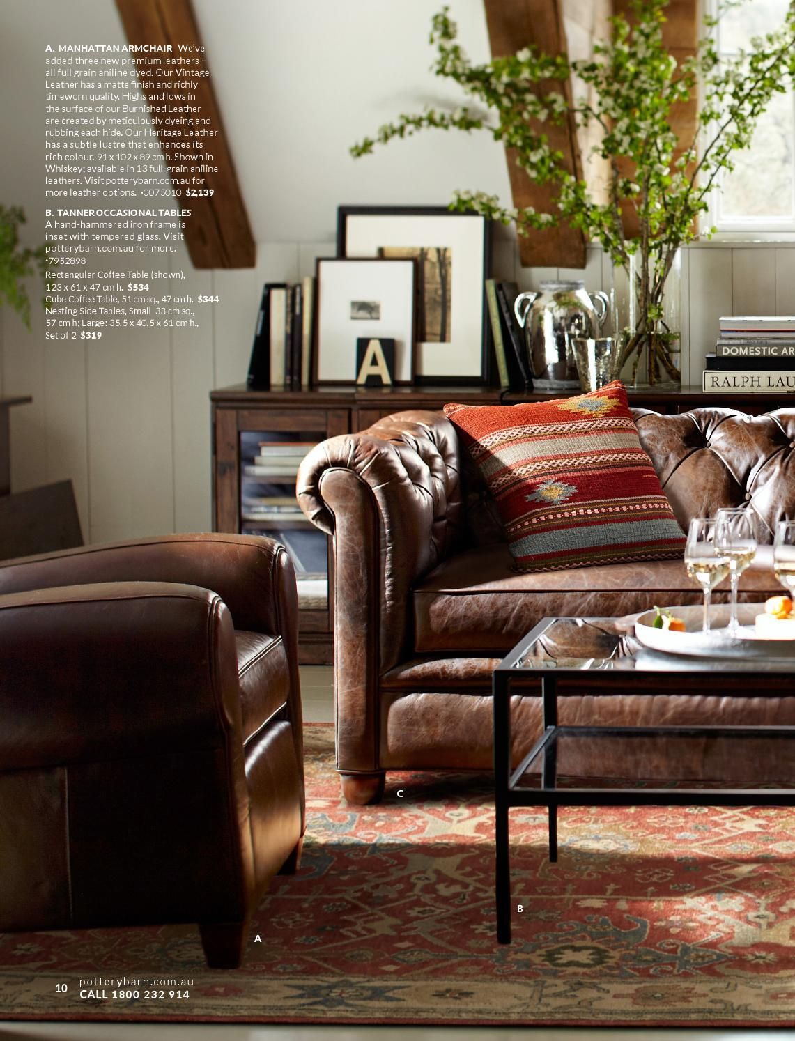Pottery Barn Australia Living room accessories, Home