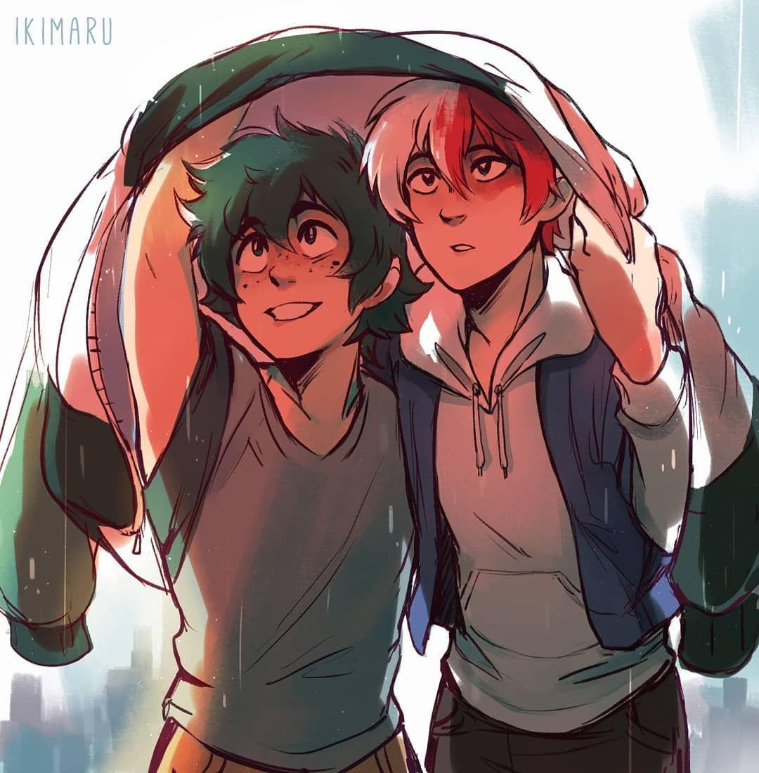 Sunny On Instagram They Got Caught In The Rain 8 Tododeku