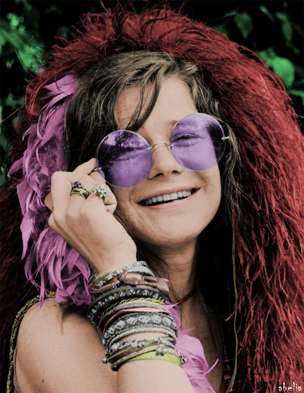 4b1b19bc7c7 Janis Joplin w  Big Brother   The Holding Co. - Reunion Concert - Fillmo.