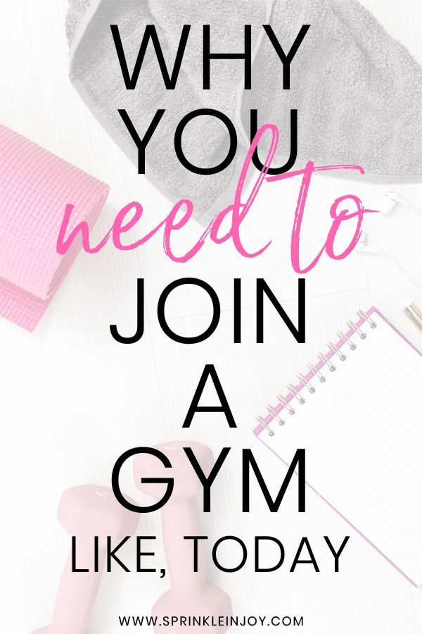 Should you join a gym? Maybe you need help with a workout plan, fitness training and exercise motiva...