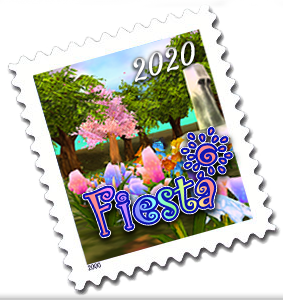 Forest Of Mist Stamp In 2020 Postcard Stamps Mmorpg Games Mists
