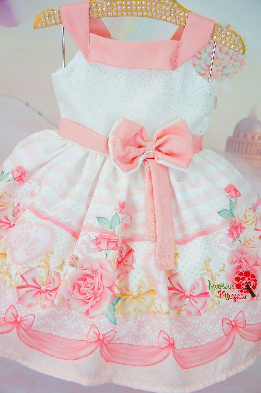 Vestido Infantil de Festa Petit Cherie Mariana | BB | Pinterest ...
