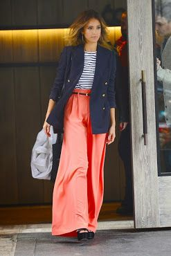 Jessica Alba: perfect Spring outfit