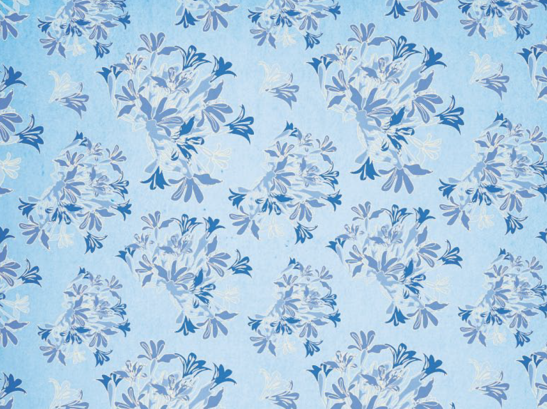 Bloomin Lovely This Blue Blossom Paper Rocks Download It For Free Here Http Www Cardmakingandp Floral Scrapbook Paper Craft Paper Design Card Making Paper