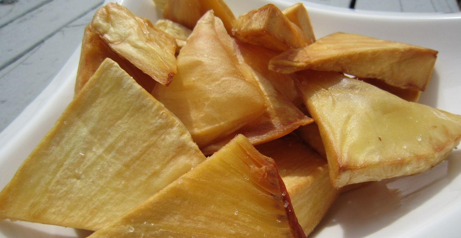 fried Bread Fruit and tons of other Guyanese recipes ...