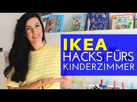 IKEA HACKS FÜRS KINDERZIMMER YouTube