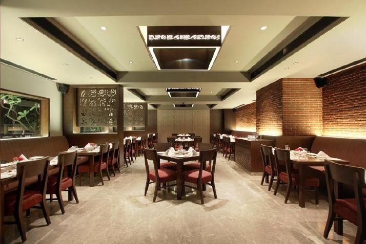 with a contemporary rustic design touch dipen gada associates recreate a multi cuisine - Multi Restaurant Design