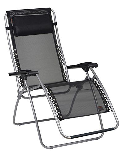 Lafuma RSXA Classic Batyline Noir Chaise Pliante Details Can Be Found By Clicking On The ImageThis Is An Amazon Affiliate Link