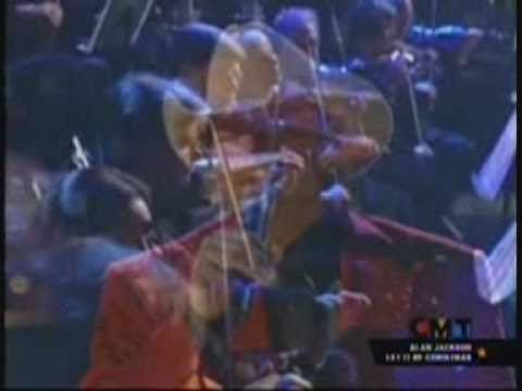 Alan Jackson O Come All Ye Faithful Christmas Songs Youtube