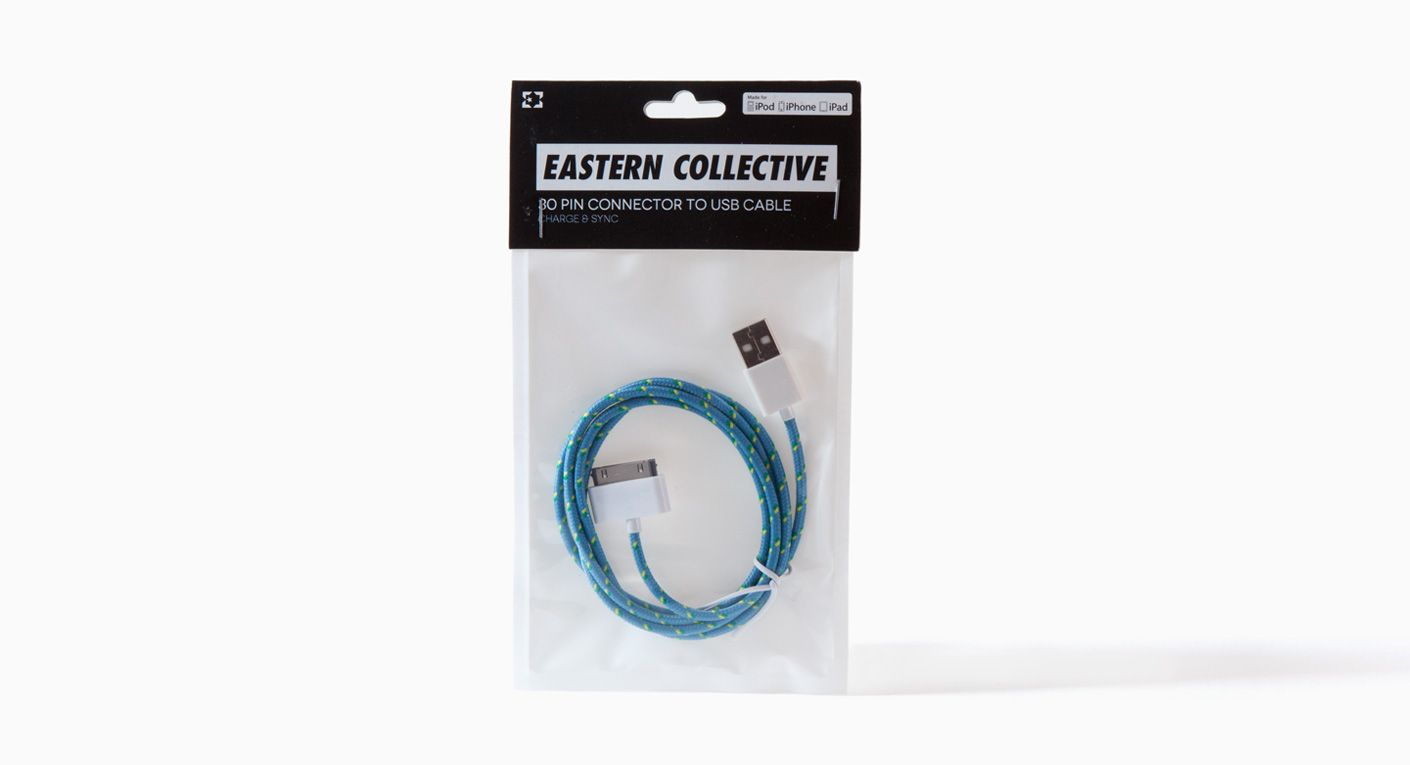 30 Pin Clover Kabel Eastern Collective