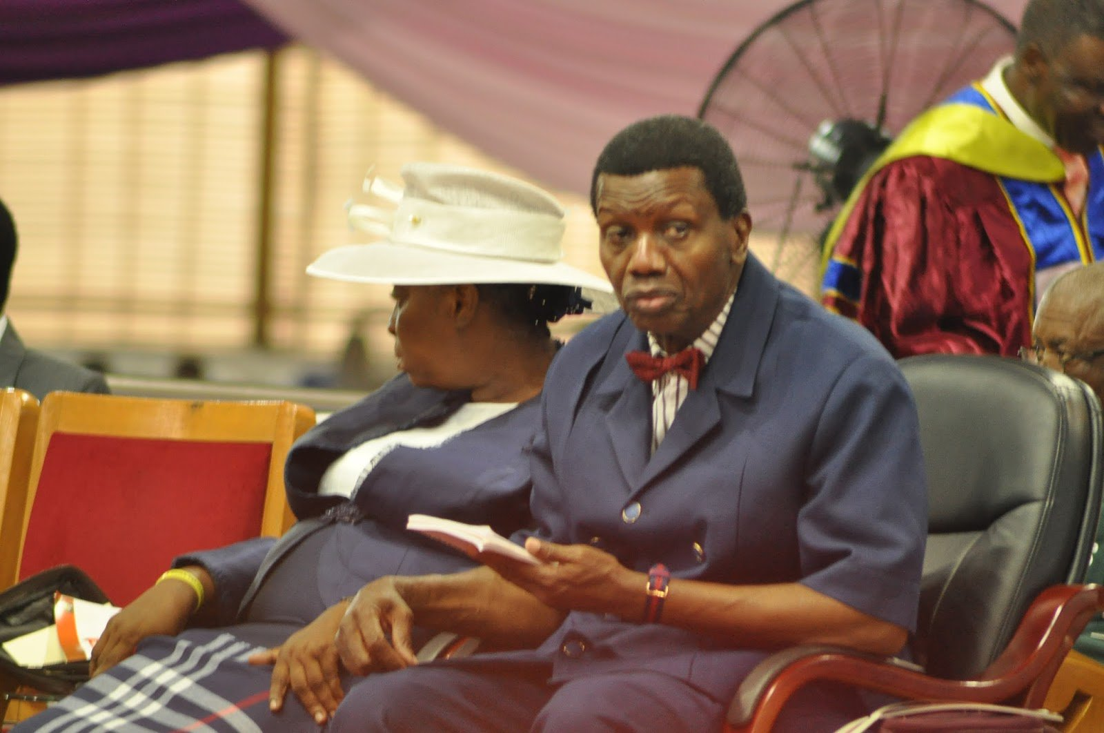 Pastor Who Anoints Women On Their Breasts Is Not A Man Of God Pastor Adeboye States Pastor Nigeria Godly Man