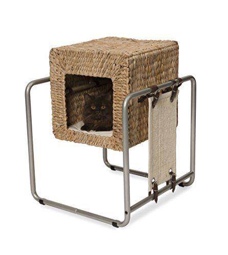 3824f941b99686 Vesper Cat Furniture, Banana Leaf, V-Cube Vesper http   www.amazon ...
