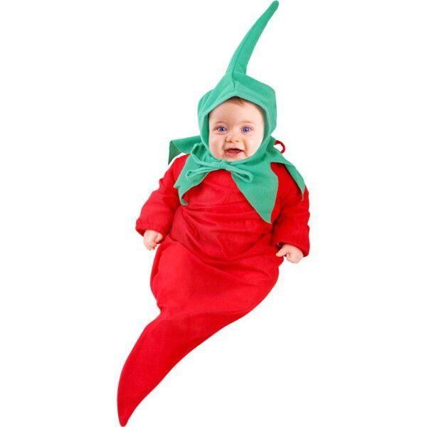 Infant Chili Pepper Costume  sc 1 st  Pinterest & Infant Chili Pepper Costume | Costumes Baby costumes and Halloween ...