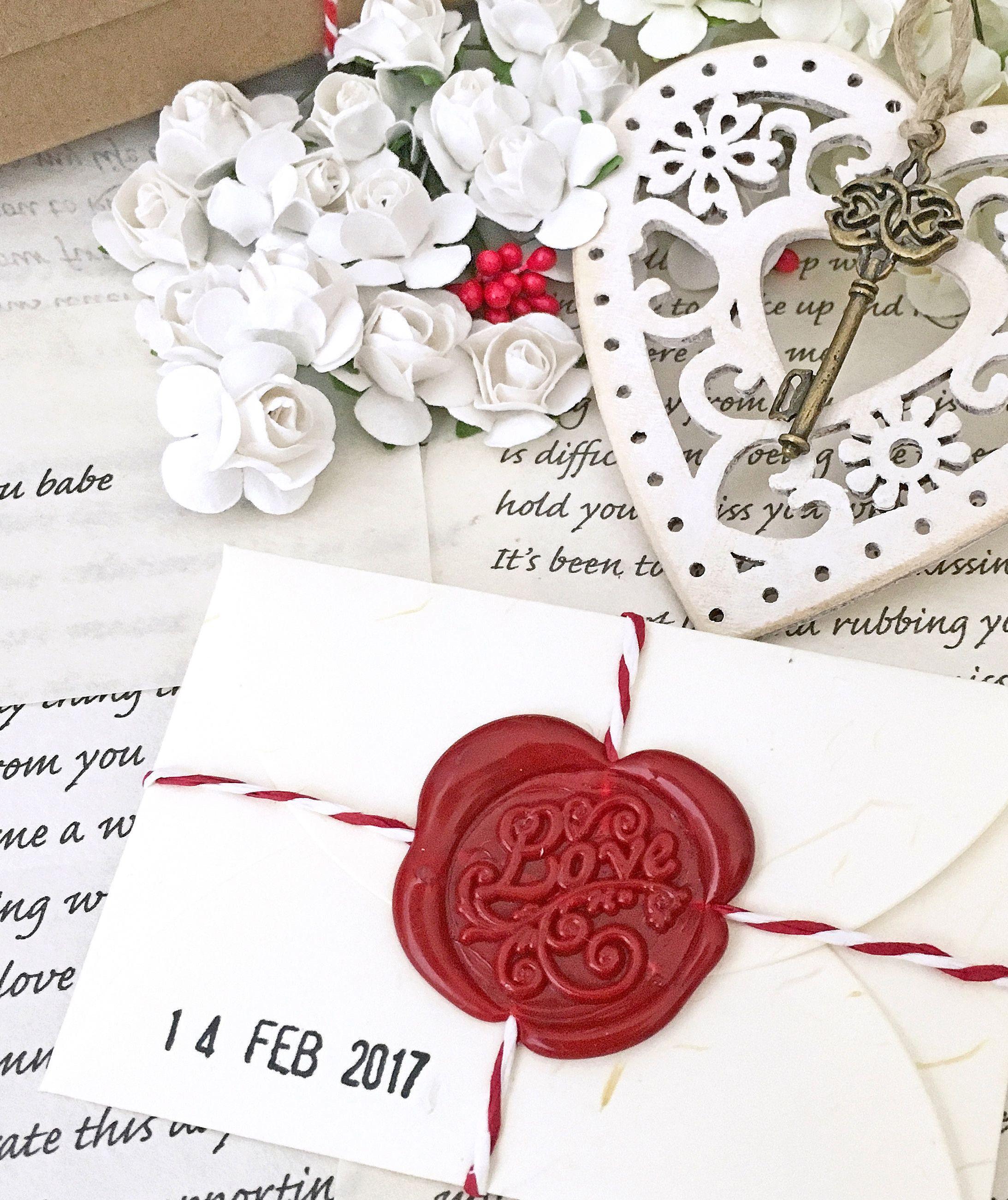 Romantic valentines day gift for girlfriend unique love