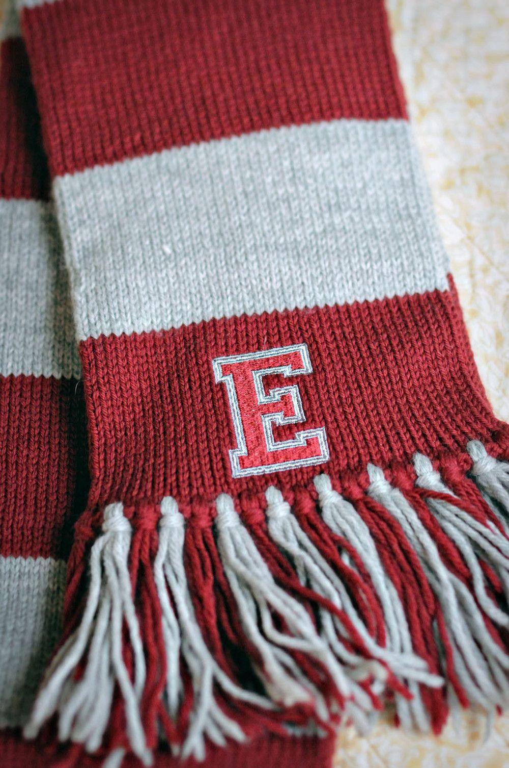 His favorite collegiate scarf scarf patterns scarves and patterns his favorite collegiate scarf knitting patterns bankloansurffo Gallery