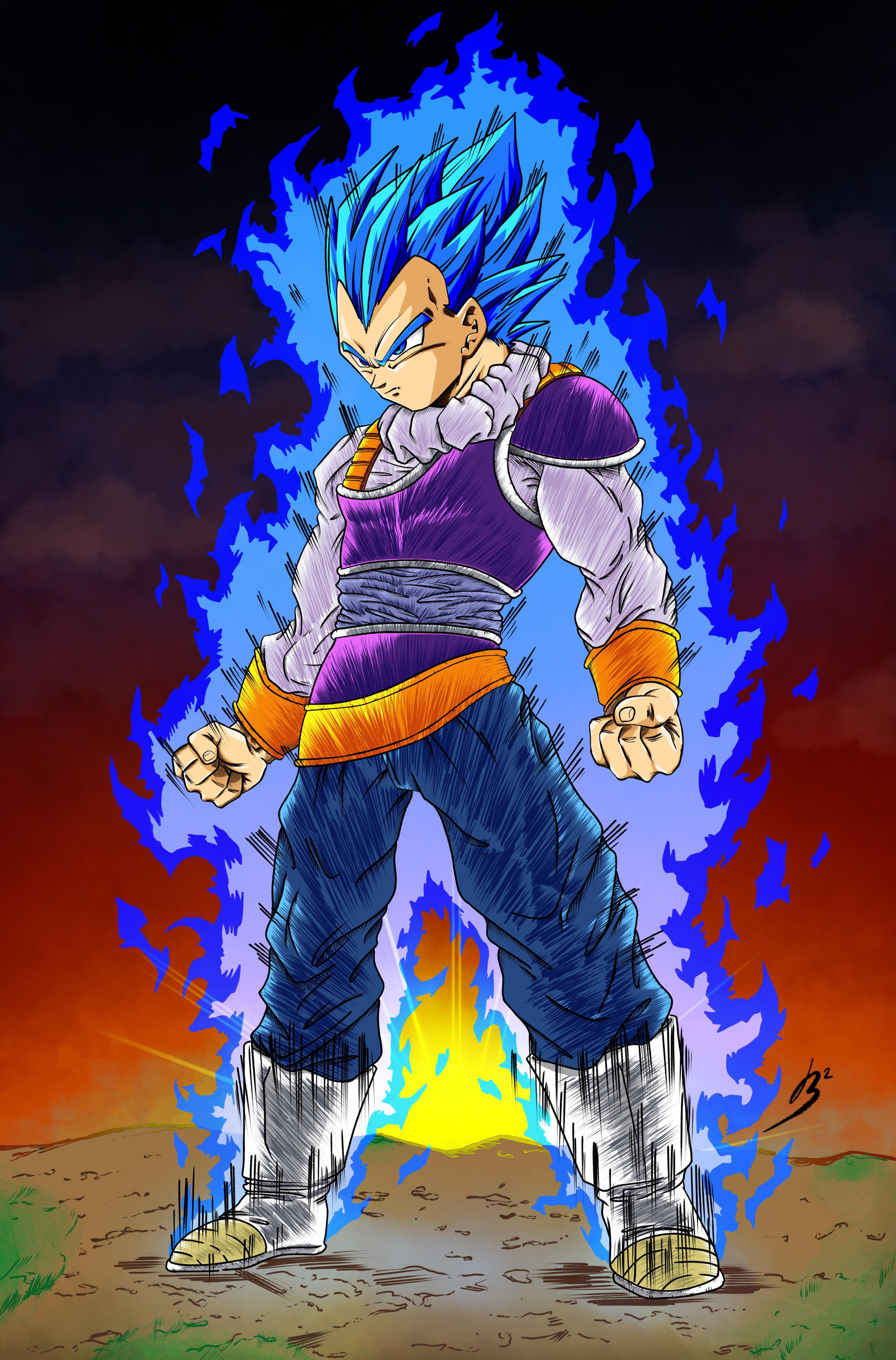 Anime Dragon Ball Super Dragon Ball Super Artwork Dragon Ball Goku